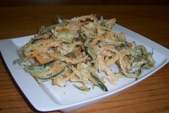 verduritas frittas con tempura