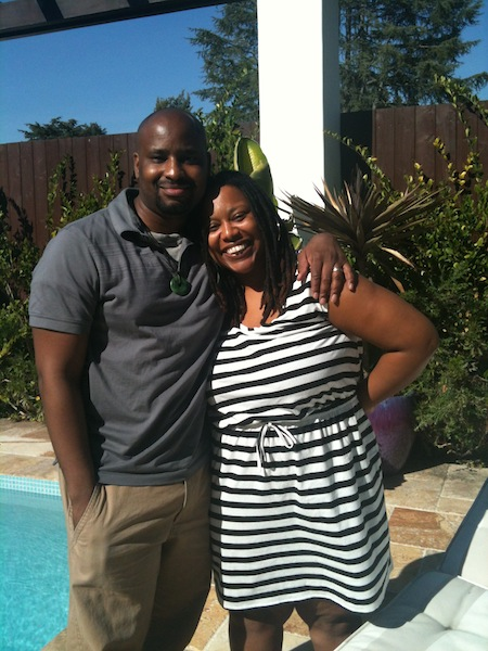 Jeanine and Bryan