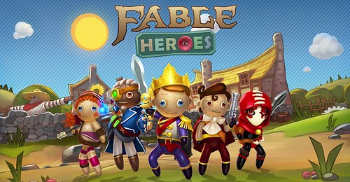 Fable: Heroes for XBLA Announced, Even has a Trailer