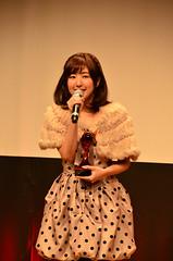 120302 – 『第6回聲優獎[Seiyu Awards]』頒獎典禮! 最佳女性新人:茅野愛衣