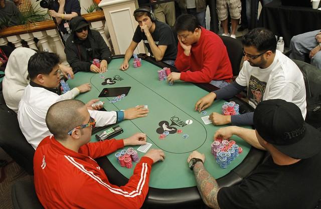 7711 Final Seven Players