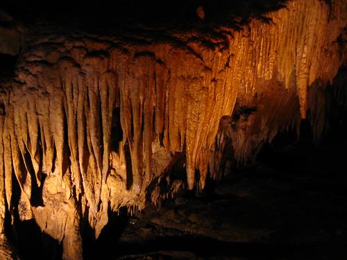 best mammoth cave tour - frozen niagara?