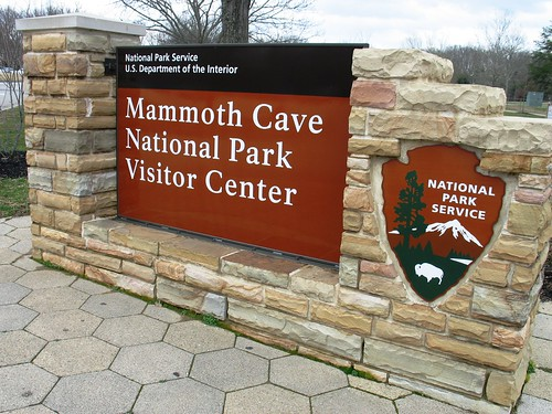 mammoth cave national park service