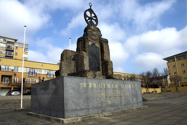 The Virginia Settlers Memorial (1)