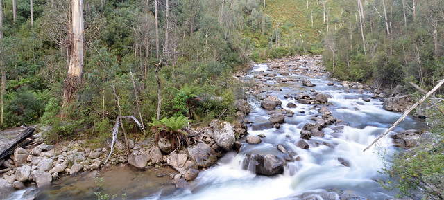 Kiewa River - Alpine National Park