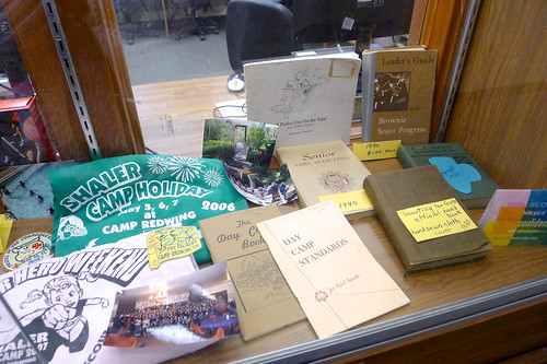 Girl Scouts 100th Birthday:  Manuals and guides.