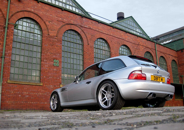 2000 M Coupe | Titanium Silver | Black | AC Schnitzer Type III Wheels