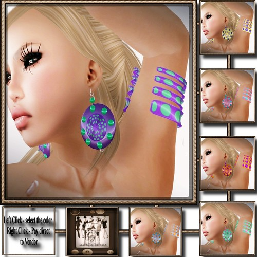 A&A Fashion Jewellery Set Galaxy