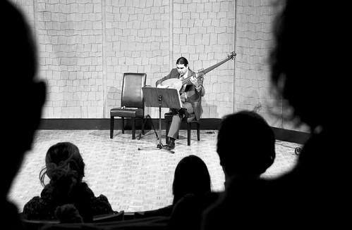"""PRESENTACIÓN EN LEÓN DE """"LA MUTINE"""" - RODRIGO JARABO, TIORBA - 15.03.12"""