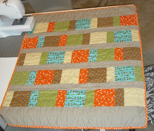 cailynn's baby quilt