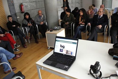 Segunda Junta Abierta de Blogeu