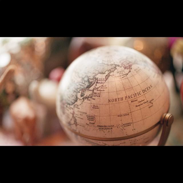 globe, Nikon FM3A