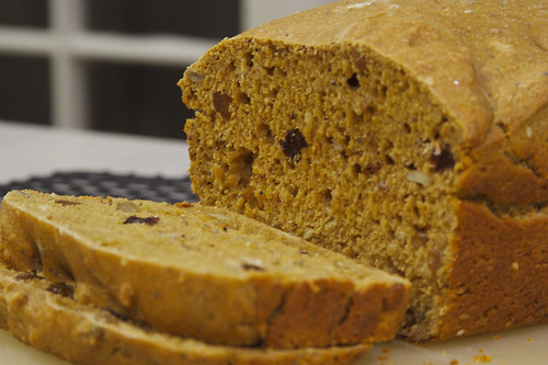 Multiseed Brown Bread with Fruit