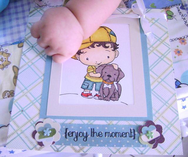 cartão feito por Yuyu - Sweet Little Dream