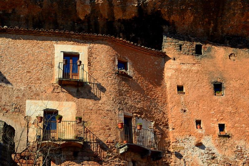 Puig de la Balma, Mura