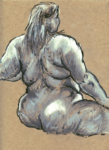 Life Drawing at Sandy Hill-5