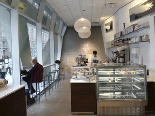 Aubreve Espresso, Cooper Union, 3rd Ave (E 6th St)