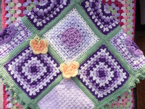 jenniferanne (Scotland) Has made and donated this beautiful Blanket to our 'SIBOL' Group. Thank you so much!