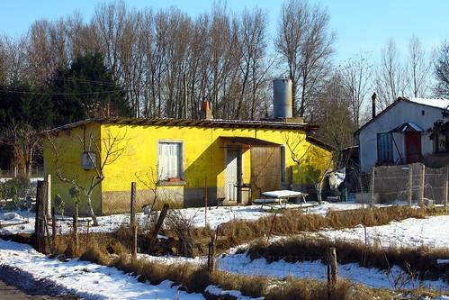 baraque jaune I