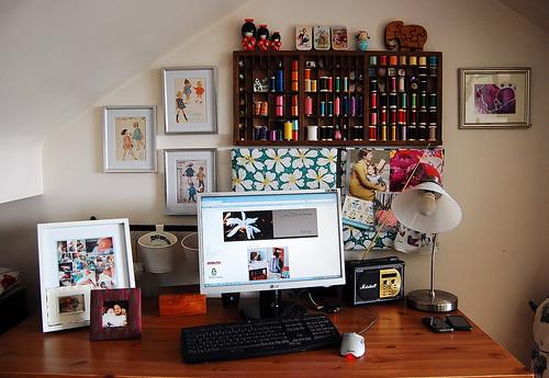 A Tidy Desk