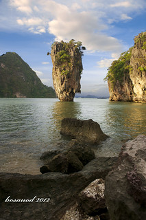 James Bond Island in THI