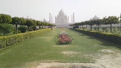 Be stunned by the view from Mehtab Bagh - Things to do in Agra