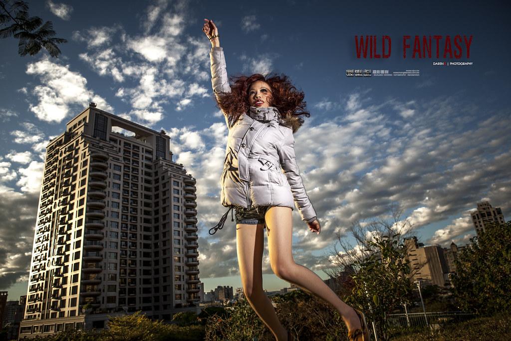 Wild fantasy | 凱莉