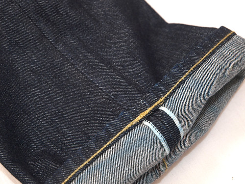 Lee for J.crew / 101-B Regular Straight Selvedge Jean