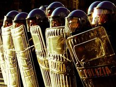 [フリー画像素材] 職業・地位, 警察, 風景 - イタリア ID:201202191800
