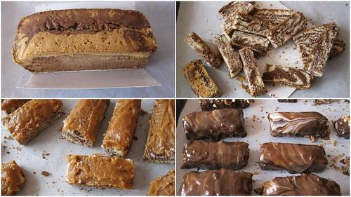 süt reçelli kek dilimleri yapılışı