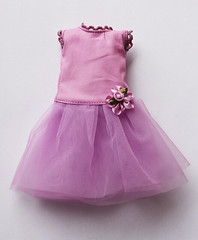 doll lala dress