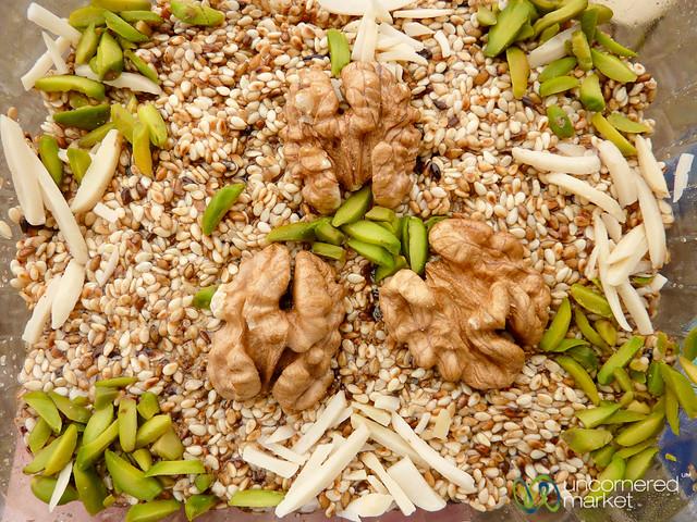 Halvah with Nuts - Masuleh, Iran