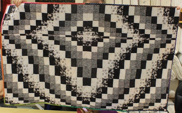 Columbus Modern Quilt Guild February Meeting