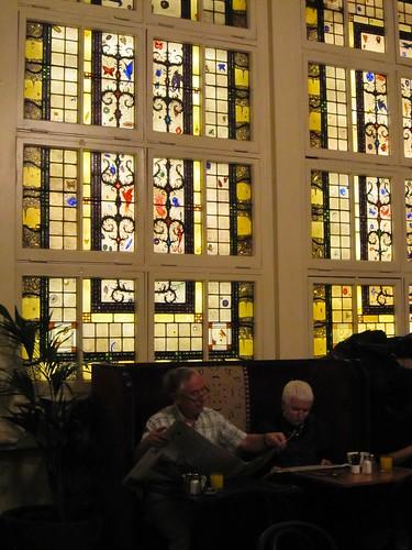 Dublin Bewley's Oriental Cafe Interior