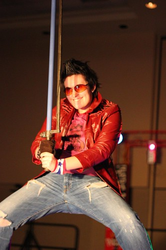 No More Heroes - MegaCon 2012