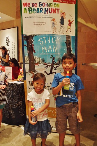 Stick Man @ DBS Arts Centre