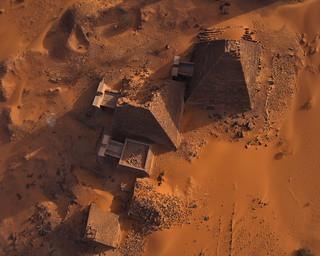 Meroe Archaeological Site XI - R45850m