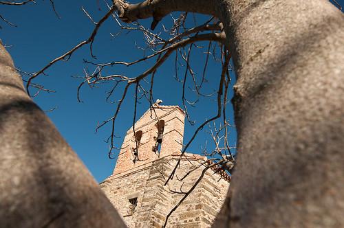 Iglesia de Nuestra Señora de la Asunción y San Roque en Berzosa del Lozoya