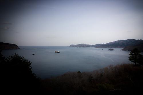 sky japan spring iwate 日本 海 空 kannon kamaishi 観音 岩手 釜石 春sea