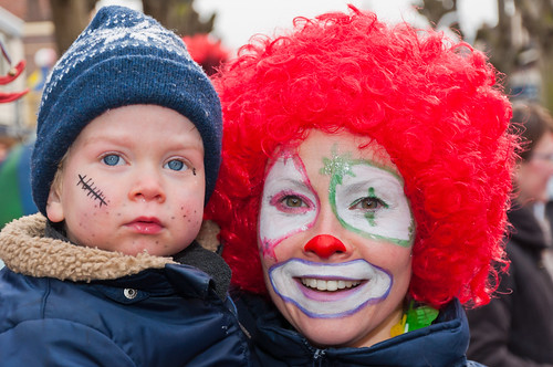 Carnaval in Made (Noord-Brabant) - Carnival in a Dutch village by RuudMorijn