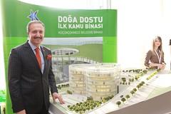 Başkan Aziz YENİAY Yeşil Binalar zirvesinde konuştu (17)