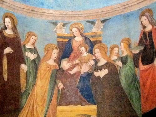 St Giulia Museo della Citta Brescia Italy - 16