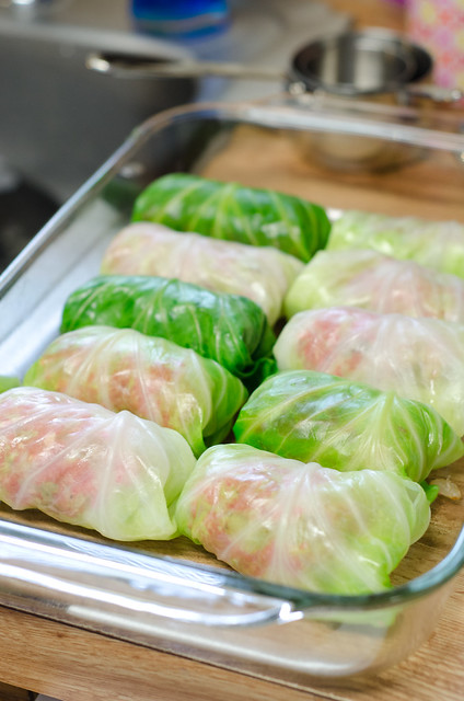 Stuffed Cabbage 3