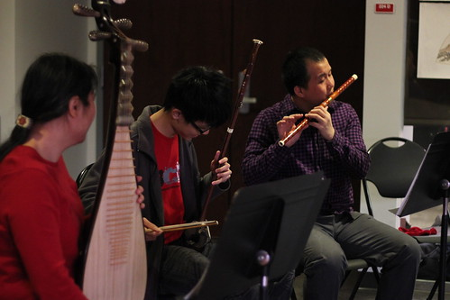 Performing Chinese Music