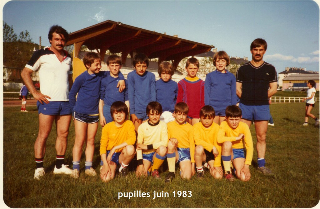 pupilles juin 1983