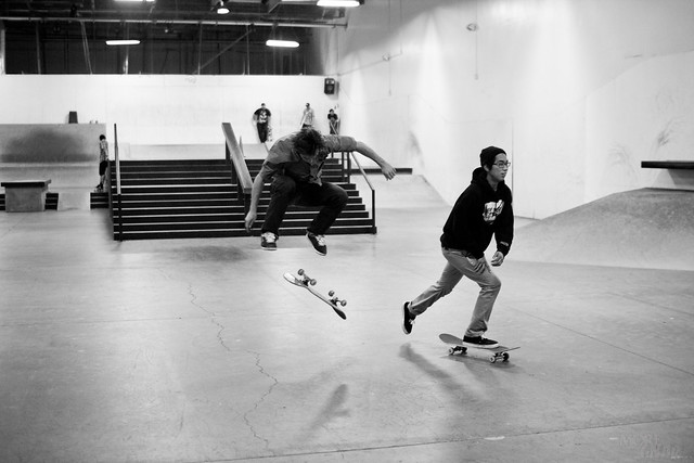 Jimmy Carlin's got those flatground tricks on lock!