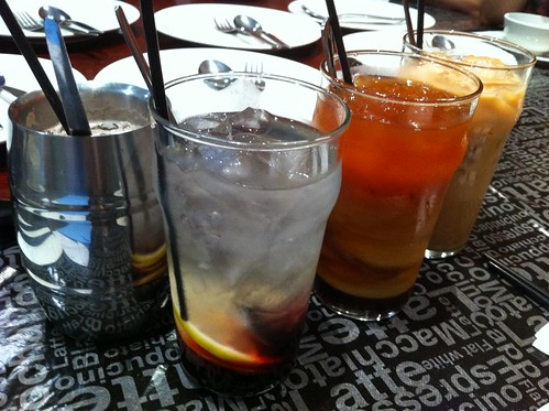 Hawker's Cuisine Drinks