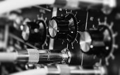 Modular Synthesizer Macro Wallpaper Its An Edit Of A Shot Flickr