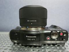 Lumix GF3 + SIGMA 30mm f2.8