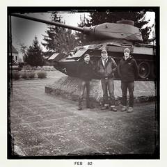 T-34 in Kienitz